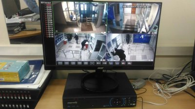 Видеонаблюдение в Кемерово
